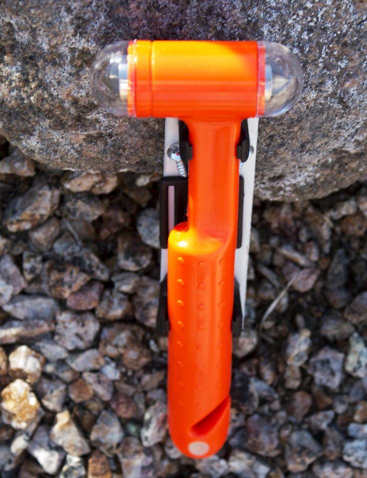 Emergency Car Survival Kit - Includes Glass Breaker