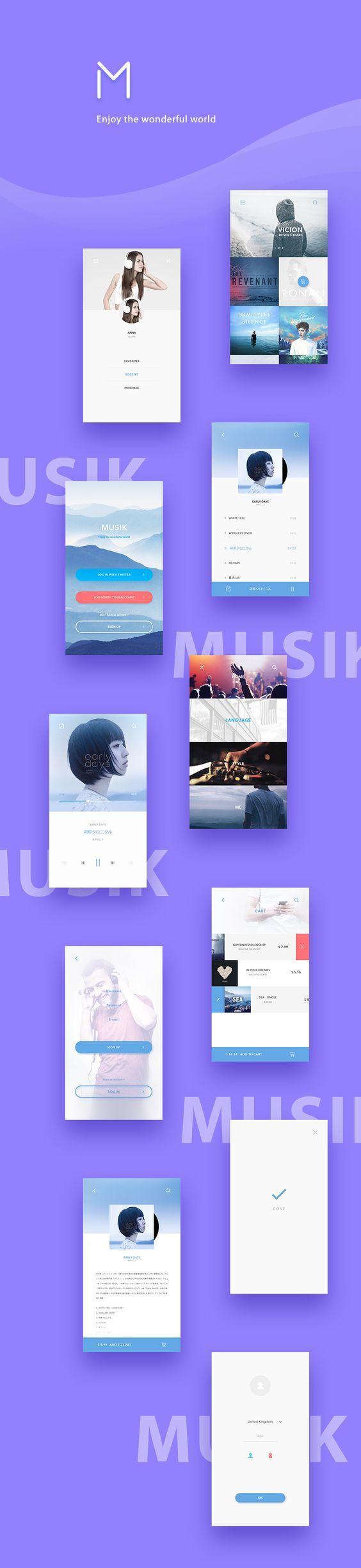 Musik ♪: