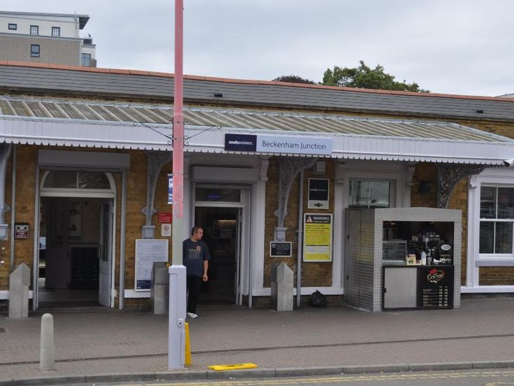 Beckenham Junction Railway Station (BKJ) in Beckenham, Greater London