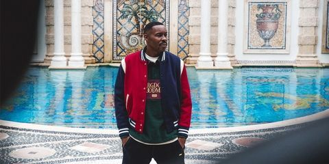 Third Kith x Bergdorf Goodman Launch - Wood Harris Models for Kith x Bergdorf