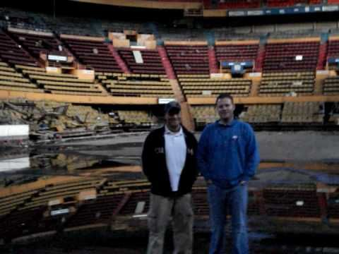 This video was edited together by Channel 2 News NBC Buffalo affiliate showcasing memories from The Aud for the 11pm newscast after the last Sabres game at t...