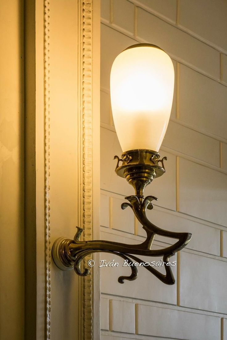 586 best Deco and Nouveau Lamps images on Pinterest
