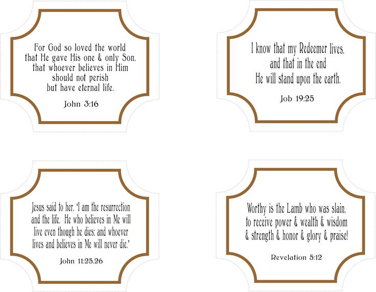 Easter Scripture Stickers in Brown! The $10 Easter Table! Easter decor that's easy, FAST, and $10 or less! And it's all about Jesus...christian easter decorating ideas.lovestoryhome.com