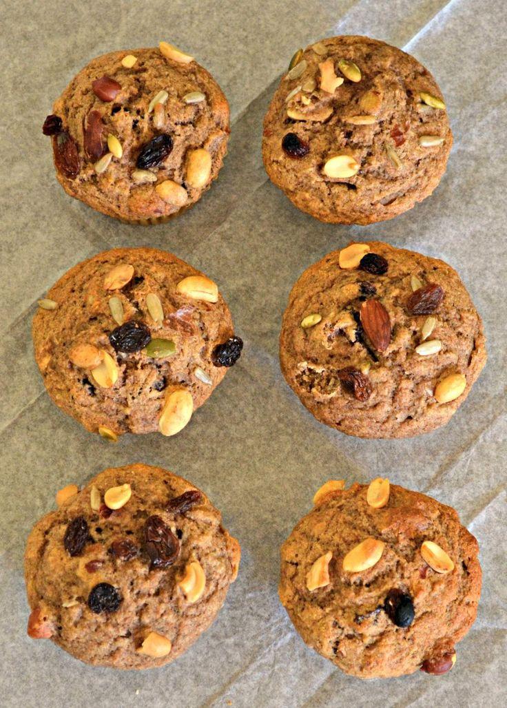 Trail Mix Muffins