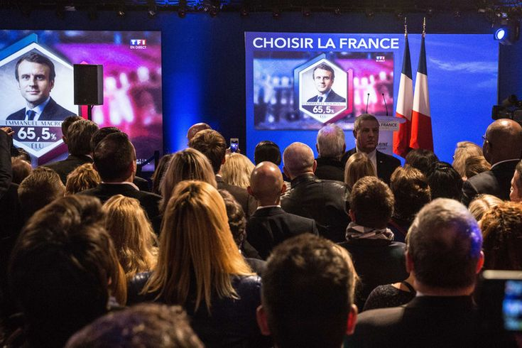 5 Things to Know About Emmanuel Macron's Election Victory in France