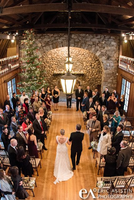 Jen and Michael are Married: Valhalla Historic Lodge, South Lake Tahoe, CA - Eric Asistin Photography