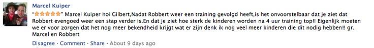 Marcel Kuiper vertelt het volgende over S.W.O.T. training [opvoeden | weerbaarheid | Pesten]