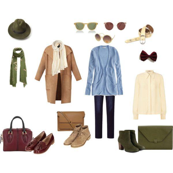 """""""#Natural style + #classiс"""" by lovemybodyru on Polyvore"""