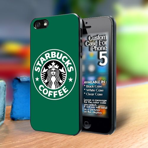 Starbuck coffe Iphone 5 case | TheYudiCase - Accessories on ArtFire