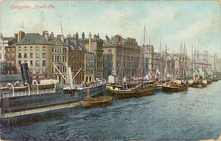 newcastle quayside 1800 - Google Search