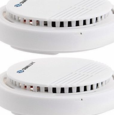 SUNLUXY 2x Home Security Standalone Smoke Detector Fire Alarm Photoelectric Sensor White No description (Barcode EAN = 6912313474406). http://www.comparestoreprices.co.uk/december-2016-week-1/sunluxy-2x-home-security-standalone-smoke-detector-fire-alarm-photoelectric-sensor-white.asp