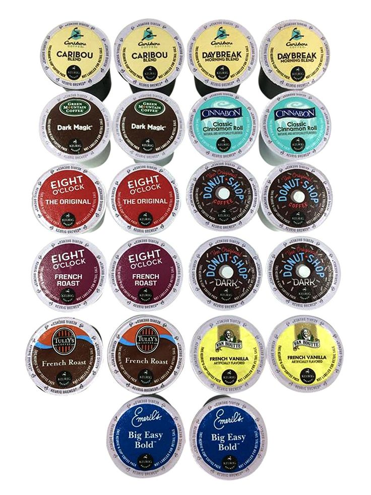 Premium K-cup Coffee Sampler Variety Pack for Keurig Brewer, 22 Count -- Discover this special product, click the image : K Cups