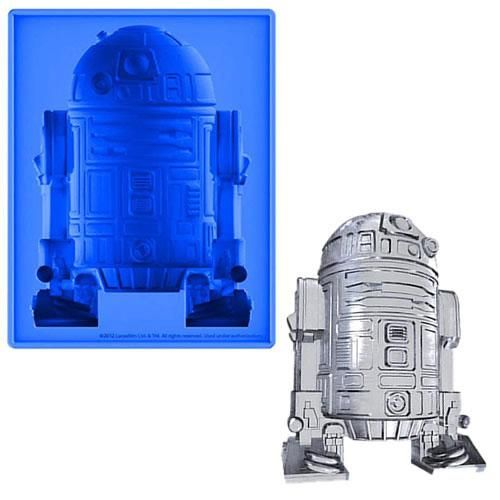 Star Wars Silicon Ice Tray - Deluxe R2-D2