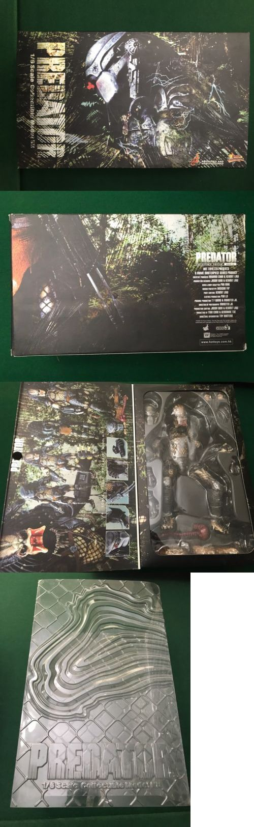 TV Movie and Video Games 75708: Hot Toys Mms 90 Original Predator 14 Inch Action Figure New Arnold -> BUY IT NOW ONLY: $199 on eBay!