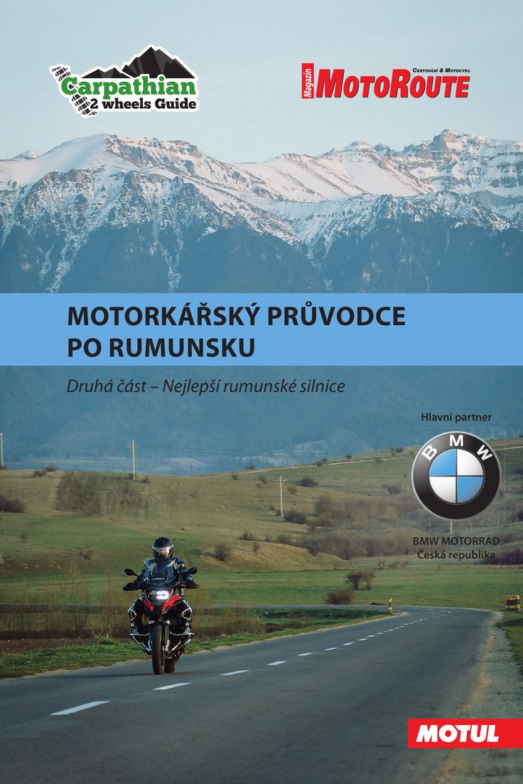 Motorkářský průvodce po Rumunsku, část 2 / Biker's Guide to Romania, part 2