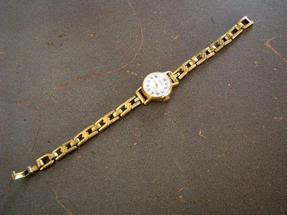 Horloge armband Chaya Vintage Russische door VintageButikGita