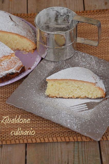 "Zibaldone culinario: Torta ""Pane degli angeli"""