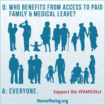 146 best Paid Family Leave images on Pinterest Med school - family medical leave act form