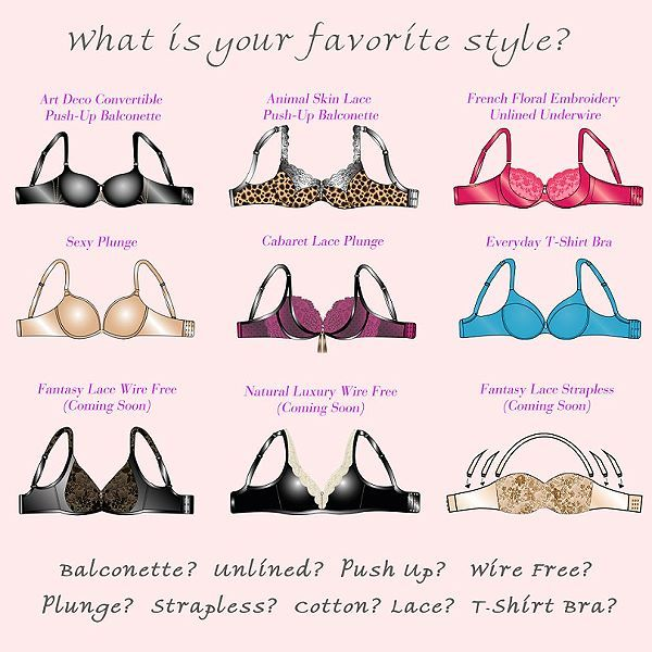 bra style | for the love of fashion | Pinterest
