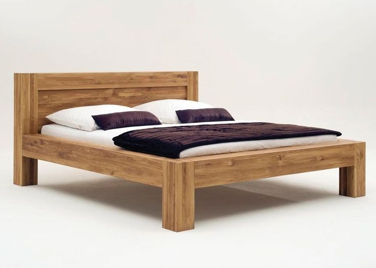 1000 ideas about holzbett massiv on pinterest fachwerk. Black Bedroom Furniture Sets. Home Design Ideas