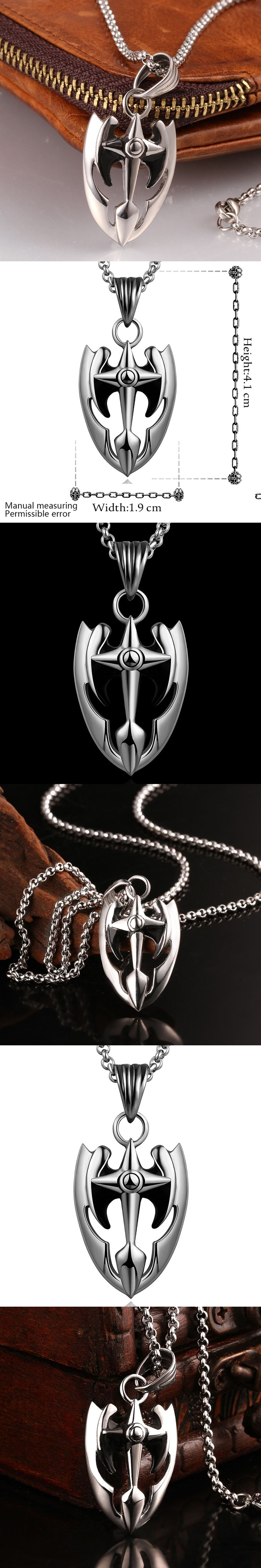 Tiger Totem Male Necklaces Pendants 316L stainless steel Men Classic Cross Choker Fashion jewelry Necklace Pingent Free Shipping