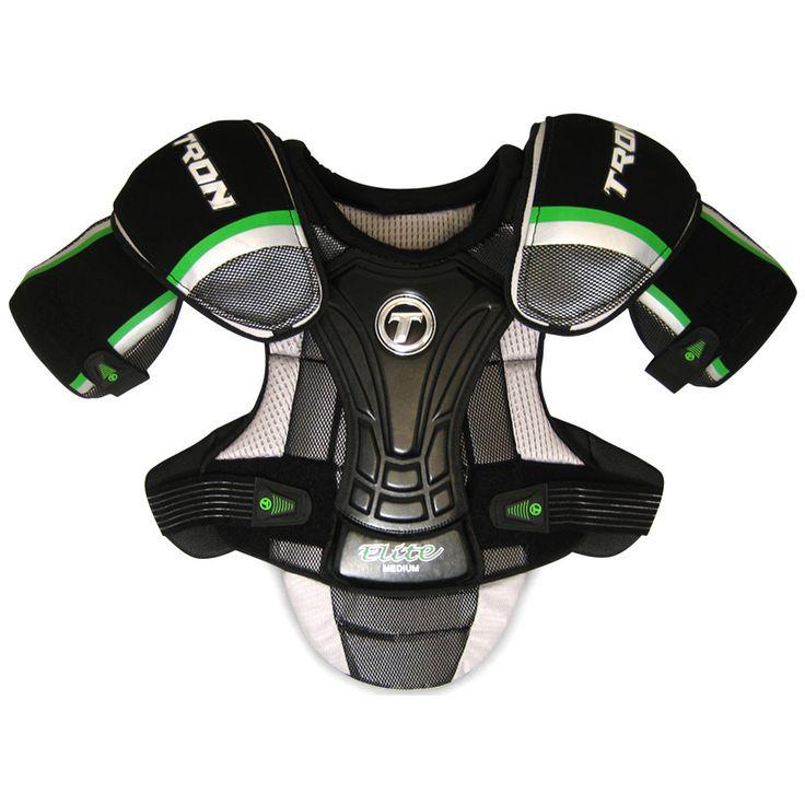 Tron Elite Pro Hockey Shoulder Pads - Senior