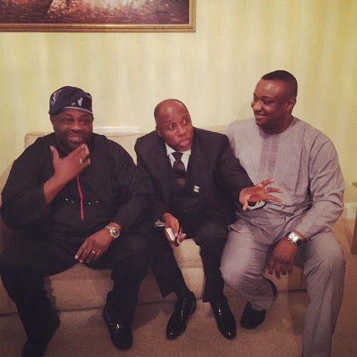Dele Momodu, Amaechi, Keyamo, Others, Campaign In London For Buhari (PHOTOS) | Nigeriana