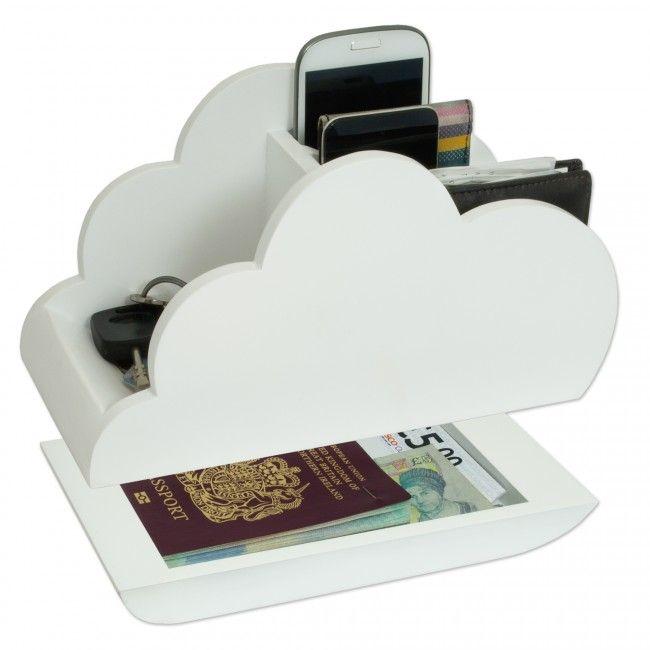 Cloud Storage Desk Tidy