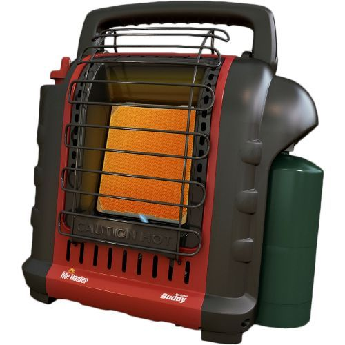 Mr. Heater Portable Buddy Propane Heater 000 - Camping Appliances at Academy Sports