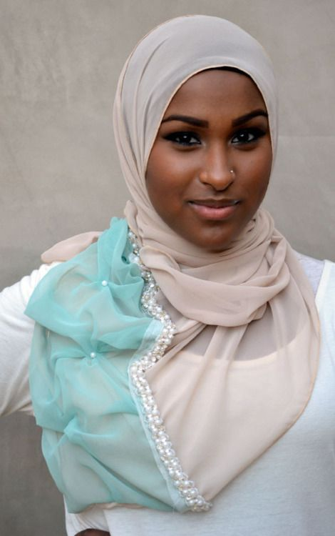 Beautiful hijabi!