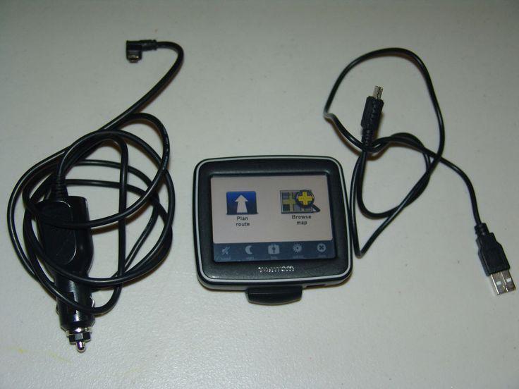 TomTom EASE USA GPS sat nav updated maps DISNEY ORLANDO #TomTom
