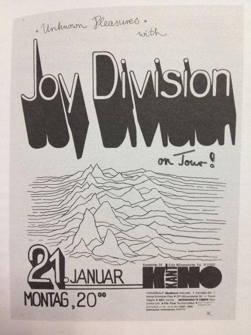 Joy Division:::Los grupos de post-punk que inspiraron el rock gótico dotaron de ímpetu inicial al movimiento. Como resultado, el dark wave se relaciona con la subcultura gótica.2 3 se podría decir que la canción Love Will Tear Us Apart de la banda de culto Joy Division puede haber sido la primea canción de new wave o dark wave.[¿quién?]