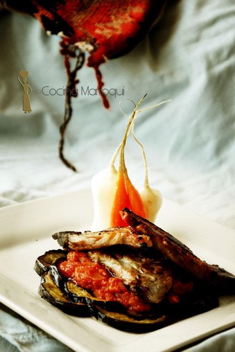 Nueva Cocina Marroqui: Batinjan Kharuf