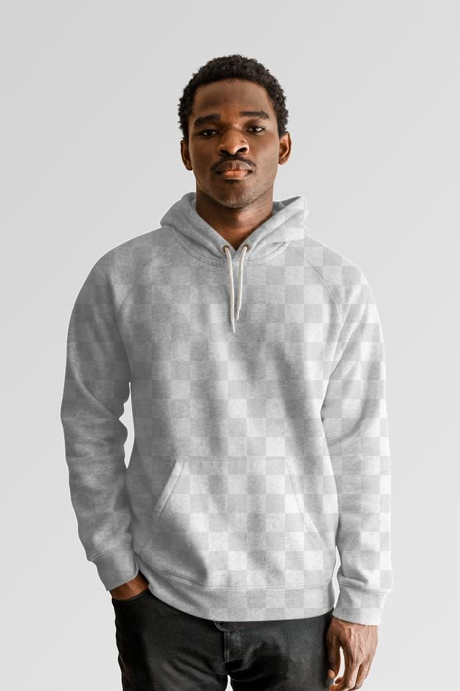 Download Men S Blank Hoodie Mockup Png On Black Model Premium Image By Rawpixel Com Chat Hoodie Mockup Black Models Hoodies