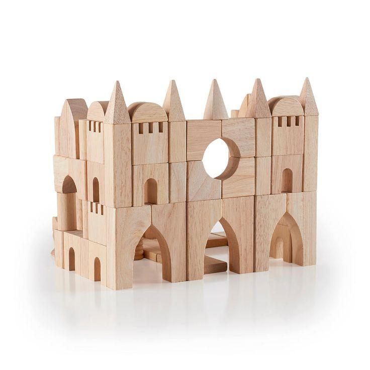 toysrus - Painted Wood Castle 2015