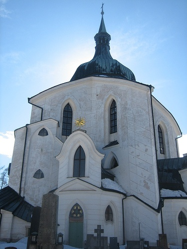 Pilgrimage church of St. John of Nepomuk