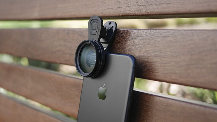 Take Cinematic Photography with your iPhone & Android Camera by SANDMARC —  Kickstarter