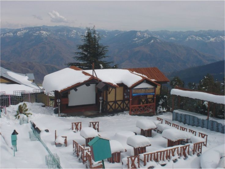 """Looking for Hotels in Shimla? Snow King Retreat is """"Best #Resort in Shimla from  Brands Academy – Service Excellence Award 2015.  #Luxury #business #hotel & #Resotrts with meeting, #conference facilities.  Situated at an height of 9000 ft in the #Himalayas at Shimla #hotels #shimla #kufri #snow #good See More At - http://bit.ly/1EhK43t"""