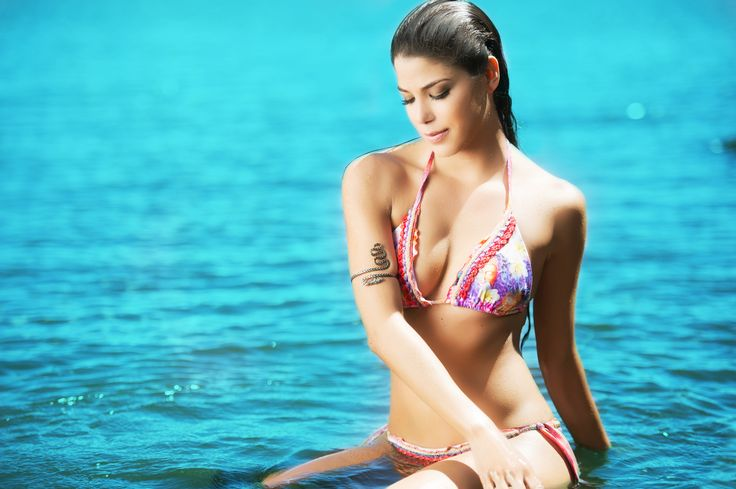 Sun and water = Perfect combination, SoulMates collection by almaMia Swimwear