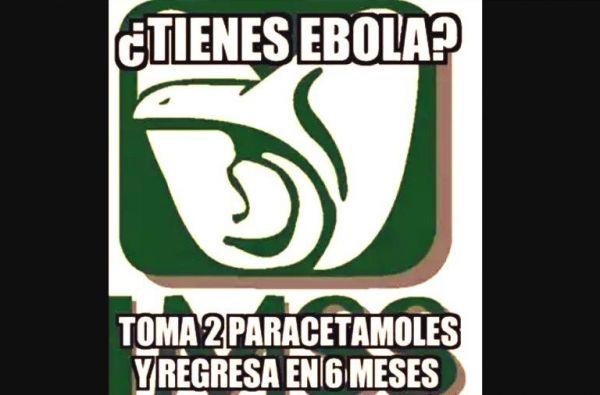 El IMSS y el ébola
