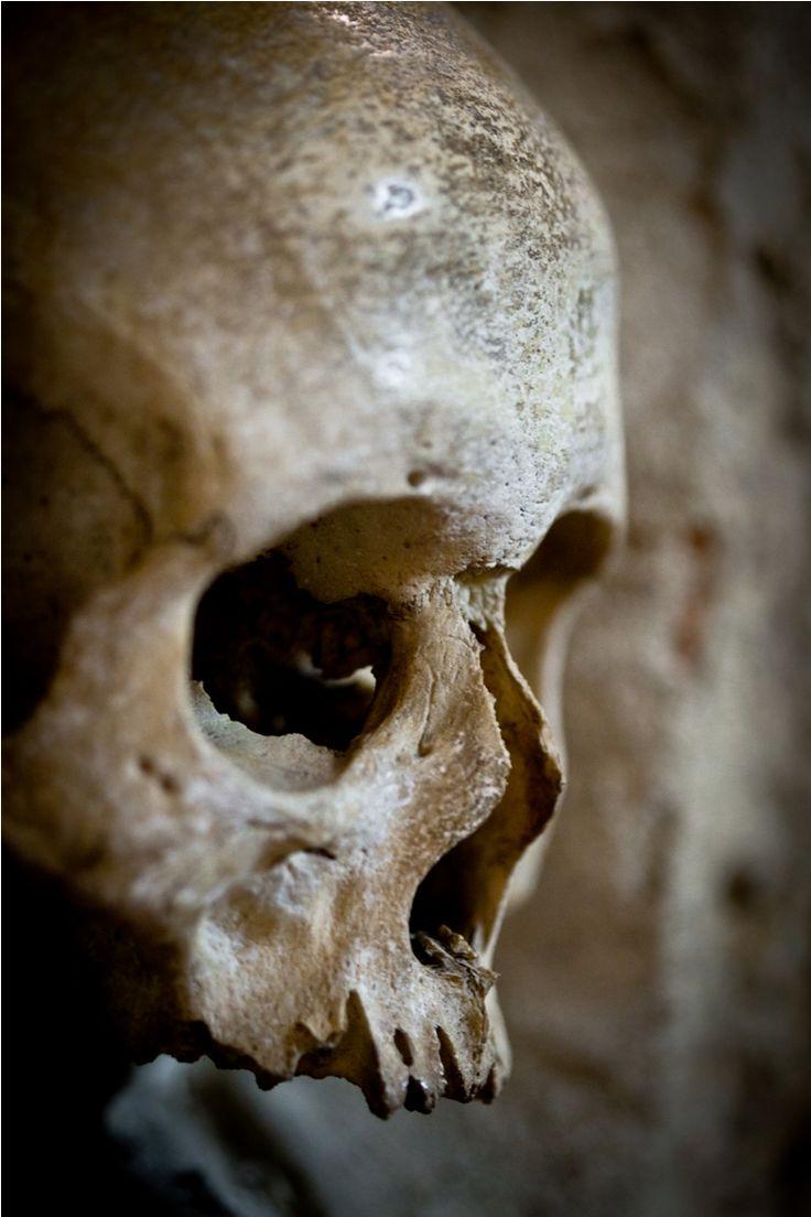 La Skull Tower di Nis, un dettaglio molto ravvicinato