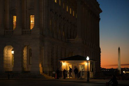 Approaching Shutdown:Scenes From the Capital