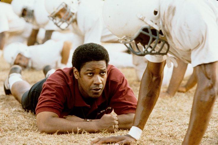 """Denzel Washington in """"Il sapore della vittoria - Uniti si vince"""" (2000)"""