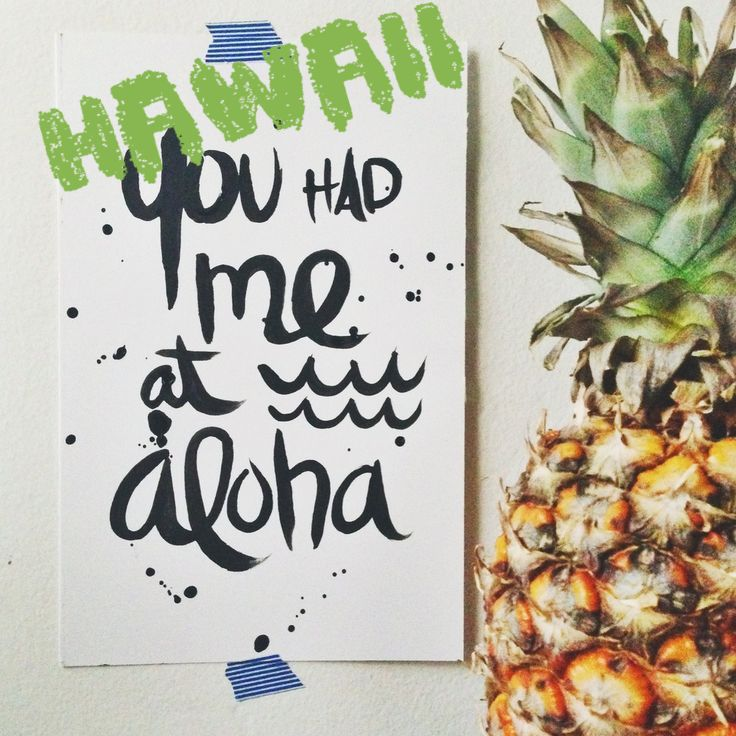 192 best hawaii memes images on pinterest quote for Hawaiian sayings tattoos