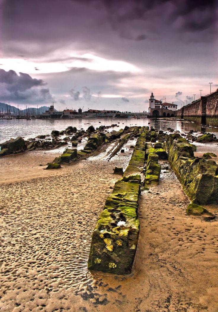 Basque Country, Bizkaia, Getxo