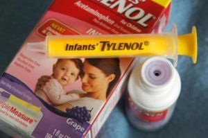 For the safe of our babies!  Dosing system complaints prompt recall of grape Infants' Tylenol