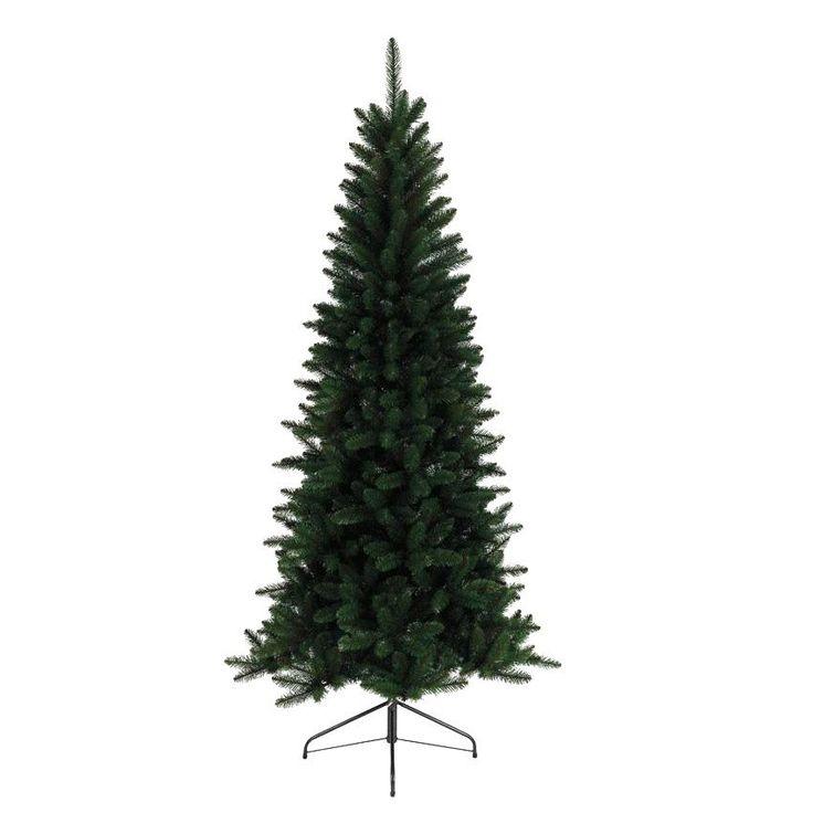Sapin artificiel de Noël Lodge H210 cm Vert sapin : choisissez parmi tous nos produits Sapin artificiel de Noël
