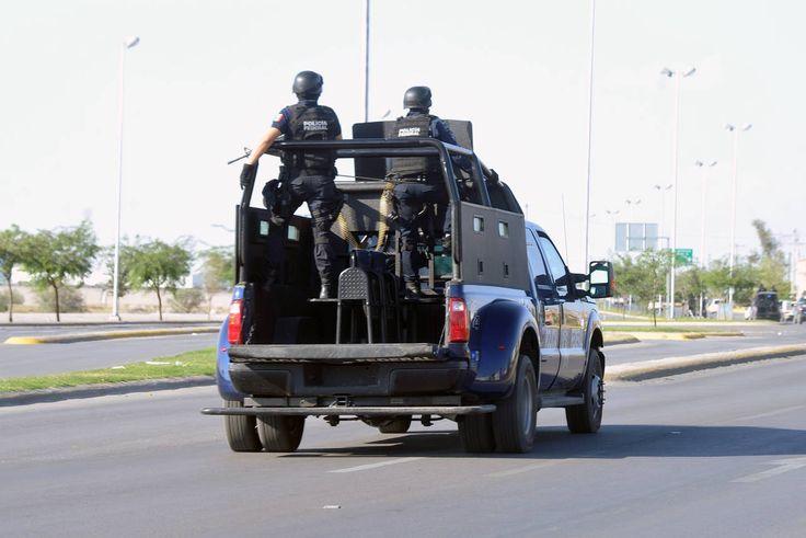 Asaltan un camión de pasajeros en Parras