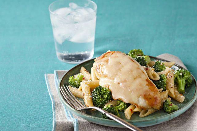 Un repas simple et facile à préparer qui plaira assurément aux convives… et au…