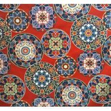 Cera Pompeii Outdoor Fabric by Richloom